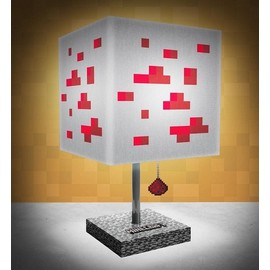 LAMPARA LED MINECRAFT