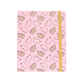 NOTEBOOK PREMIUM A5 SPINE WIRE-O PUSHEEN 3