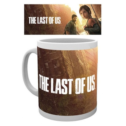 TAZA MUG THE LAST OF US