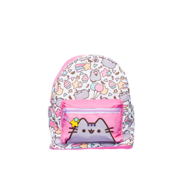 MOCHILA MARSHMALLOW POLICANVAS PUSHEEN THE CAT