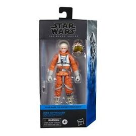 FIGURA STAR WARS BLACK SERIES SNOWSPEEDER LUKE