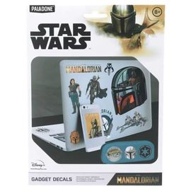 GADGET DECALS STAR WARS THE MANDALORIAN
