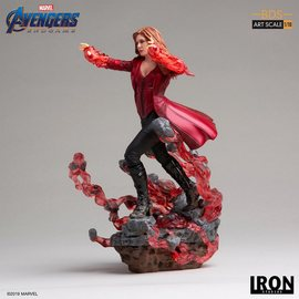FIGURA BDS ART SCALE 1/10 MARVEL SCARLET WITCH