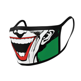 MASCARILLA DC COMICS JOKER