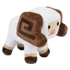 PELUCHE MINECRAFT EARTH HAPPY EXPLORER HORNED SHEEP