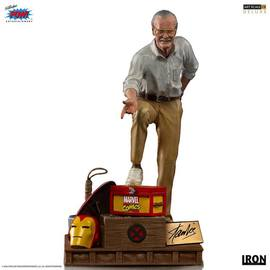 FIGURA BDS ART SCALE 1/10 MARVEL STAN LEE DELUXE