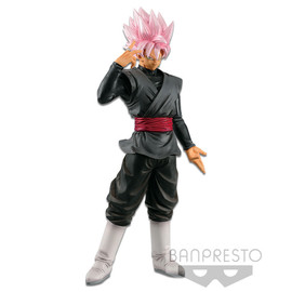 FIGURA DRAGON BALL SUPER GRANDISTA SUPER SAIYAN ROSE