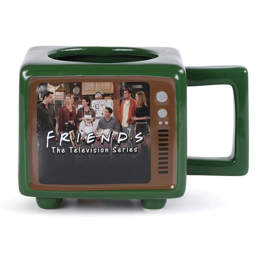 TAZA TERMICA RETRO FRIENDS RATHER BE WATCHING