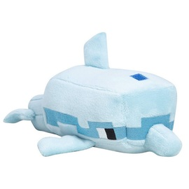 PELUCHE MINECRAFT HAPPY EXPLORER DOLPHIN