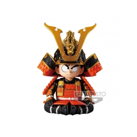 FIGURA DRAGON BALL  JAPANESE ARMOR & HELMET