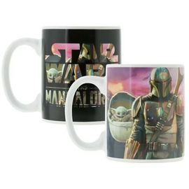 TAZA TERMOCOLORA STAR WARS THE MANDALORIAN THE CHILD