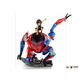 FIGURA BDS ART SCALE 1/10 MARVEL SPIDER MAN INTO THE SPIDER VERSE PENI PARKER