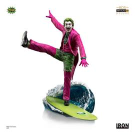 FIGURA BDS ART SCALE 1/10 DC COMICS THE JOKER DELUXE 66