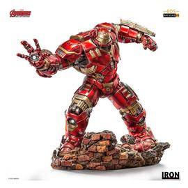 FIGURA BDS ART SCALE 1/10 MARVEL AVENGERS AGE OF ULTRON HULKBUSTER