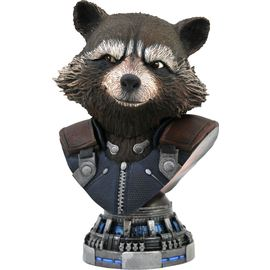 FIGURA BUSTO MARVEL ROCKET