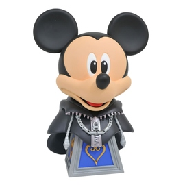 FIGURA BUSTO KINGDOM HEARTS MICKEY MOUSE