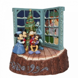 FIGURA DISNEY MICKEY MOUSE CHRISTMAS CAROL