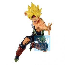 FIGURA DRAGON BALL ICHIBANSHO SUPER SAIYAN BARDOCK RISING FIGHTERS