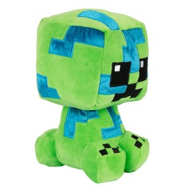PELUCHE MINECRAFT CHARGED CREEPER