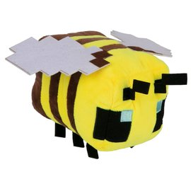 PELUCHE MINECRAFT HAPPY EXPLORER BEE