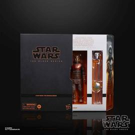 FIGURA STAR WARS BLACK SERIES THE ARMORER
