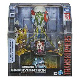 SET DE FIGURAS TRANSFORMERS GENERATIONS WAR FOR CYBERTRON
