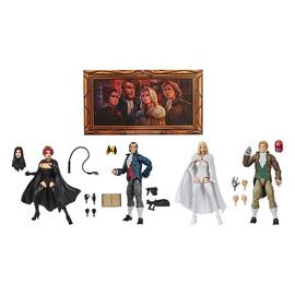 SET DE FIGURAS MARVEL LEGENDS THE HELLFIRE CLUB SDCC