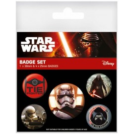 Sheet packs Star Wars Episode Vii