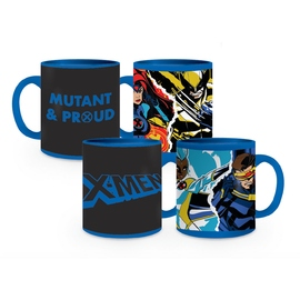TAZA TERMOCOLORA MARVEL X-MEN