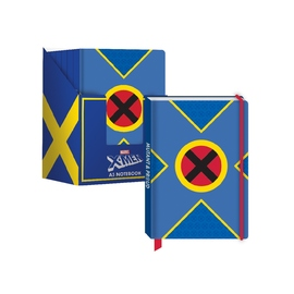 CUADERNO A5 MARVEL X-MEN