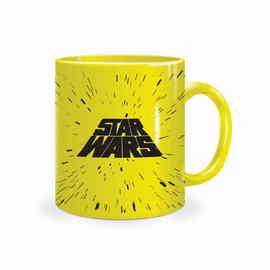 TAZA STAR WARS LOGO