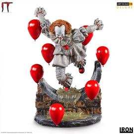 FIGURA BDS ART SCALE 1/10 IT PENNYWISE