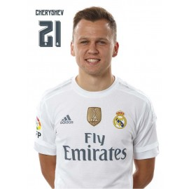 Postal Real Madrid - Cheryshev