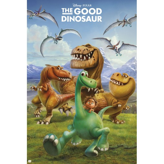 Maxi Poster The Good Dinosaur