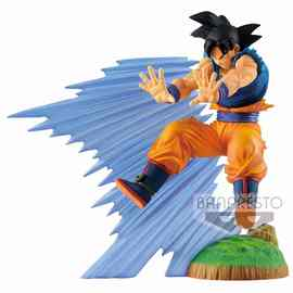 FIGURA DRAGON BALL GOKU Z VOLUMEN 1 HISTORY BOX