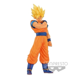 FIGURA DRAGON BALL Z GOKU VOLUMEN 1 RESOLUTION OF SOLDIERS