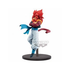 FIGURA DRAGON BALL SUPER GOGETA SUPER SAIYAN 4 VOLUMEN 11 SUPER SON GOKU FES