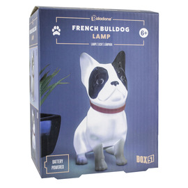 LAMPARA ORIGINAL GIFT FRENCH BULLDOG