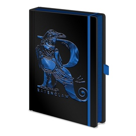 CUADERNO A5 PREMIUM HARRY POTTER RAVENCLAW