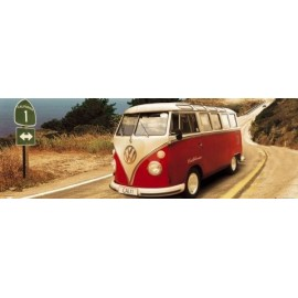 Door Poster Vw Californian Camper - Route One