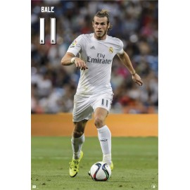 Maxi Poster Real Madrid 2015/2016 Bale