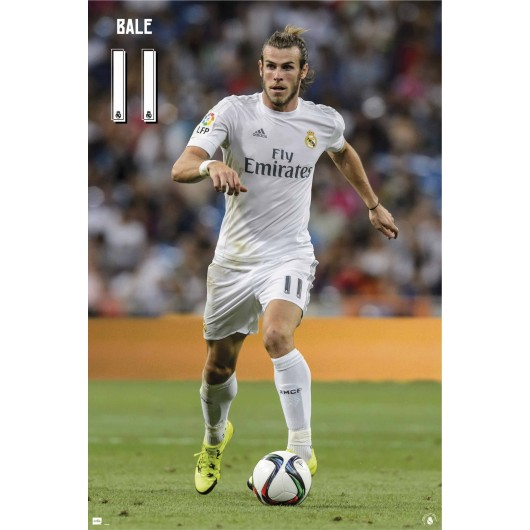 Maxi Poster Real Madrid Bale