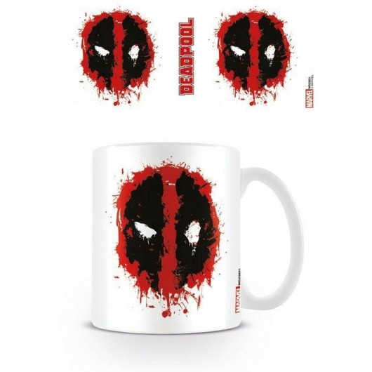 Taza Marvel Deadpool (Splat)