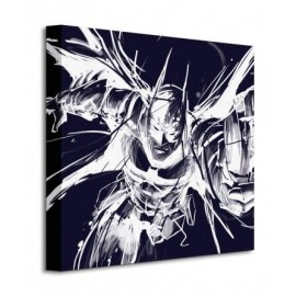 Canvas 40X40 Cm Batman Arkham Knight I
