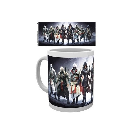 Taza Assassins Creed - Asesinos