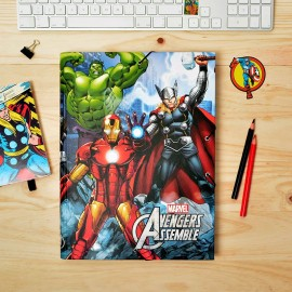Elasto Folder Polipropileno Marvel Avengers