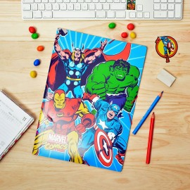 Carpeta Gomas Polipropileno Marvel Comics