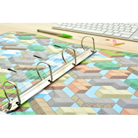 Carpeblock 4 Anillas Premium Gamer
