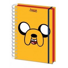 Notebook A5 Adventure Time
