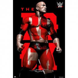 Maxi Poster WWE The Rock